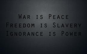 minimalism, 1984, quote