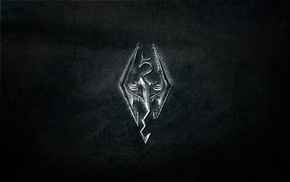 minimalism, video games, The Elder Scrolls V Skyrim