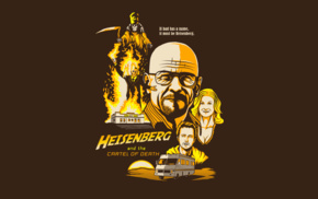 Breaking Bad, Skyler White, Heisenberg, crossover, Walter White, TV