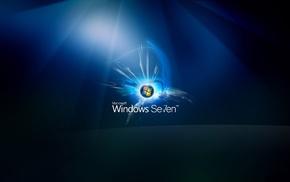 azure, Windows 7