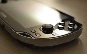 PlayStation, closeup, PlayStation Vita