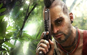 video games, Far Cry 3, Vaas Montenegro