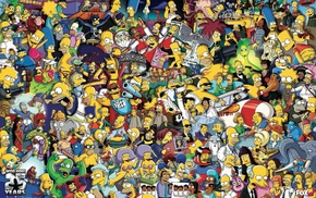 Bart Simpson, The Simpsons, Homer Simpson