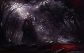 Fate Series, Saber Alter, anime girls, anime, warrior, Saber