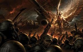 Warhammer 40, 000, imperial guard, wings