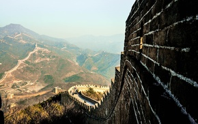 Great Wall of China, landscape