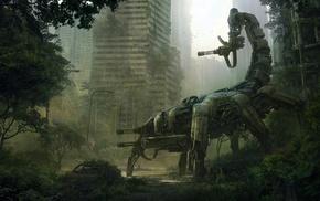 fantasy art, Wasteland 2