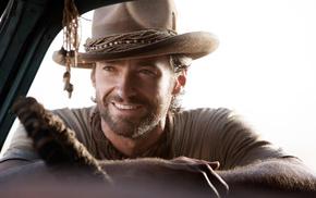 hat, actor, smiling, Australia, movie