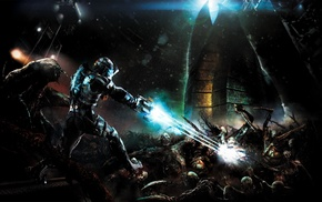 Isaac Clarke, Dead Space, video games