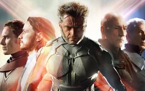X, Men Days of Future Past, Michael Fassbender, Ian McKellen, Magneto, X