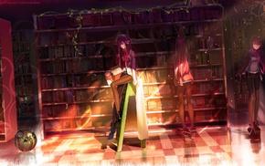 Makise Kurisu, девушки из аниме, аниме