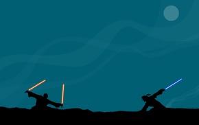 лазерный меч, произведение искусства, Звездные войны