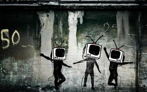 creative, graffiti, wall