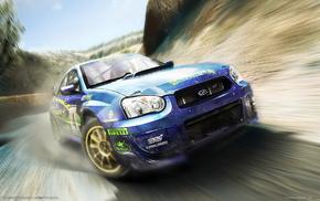 motion blur, cars, speed