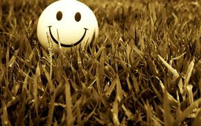 stunner, grass, smiling, mood