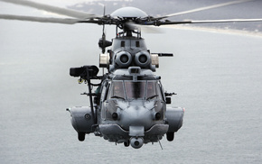 sea, fly, aircraft, helicopter