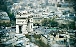 Paris, cities