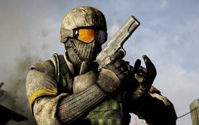 army, war, gun, wallpaper, video games