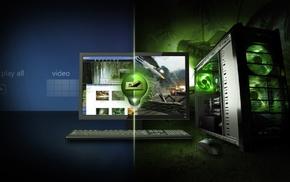 computer, technology