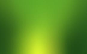 gradient, green