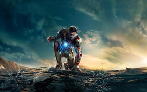 Iron Man, Robert Downey Jr., Iron Man 3