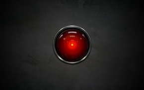 robot, 2001 A Space Odyssey, HAL 9000
