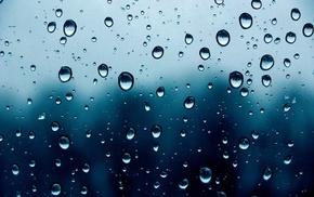 texture, drops, water, window, macro