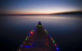 river, boat