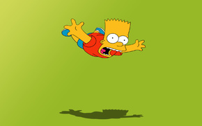 fly, cartoon, movies, The Simpsons