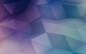 abstract, blue, violet, purple
