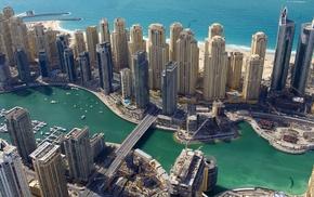 town, cityscape, building, urban, city