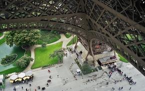 people, Paris, park, France, cities