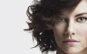 brunette, Lauren Cohan, celebrity
