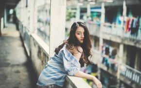 girl, Asian