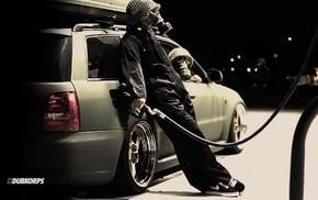 Stance, Audi A4, gas masks