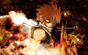 Fairy Tail, Dragneel Natsu, anime