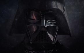 Star Wars, movies, artwork, Darth Vader