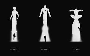 Росомаха, паук, мужчина, Комиксы Марвел, железный человек