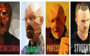 Walter White, Breaking Bad, Gustavo Fring, Heisenberg, Mike Ehrmantraut, Aaron Paul